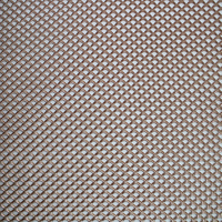 Alu Expanded Metal Mesh für Projektionswand